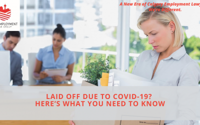 Laid Off Due to COVID-19? Here's What You Need to Know